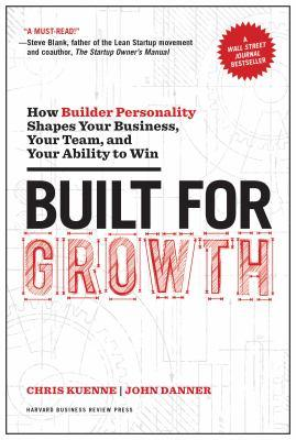 Built for Growth book