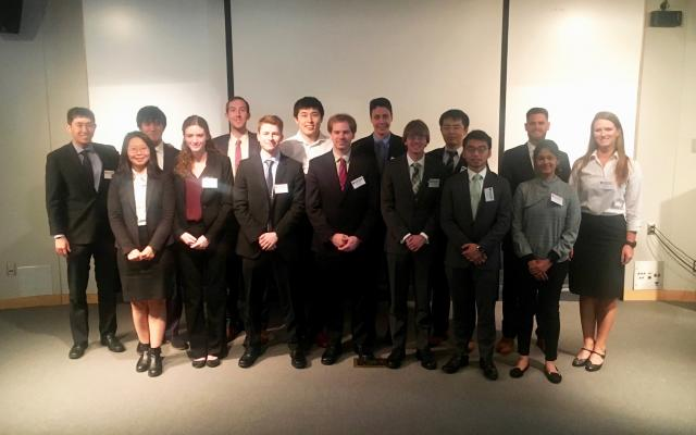 Chemical and Biological Engineering Graduate Student Symposium