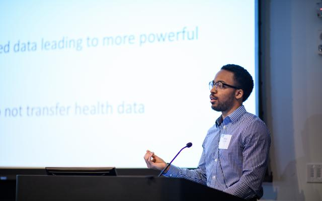 Securing Federated, Private Healthcare Datasets