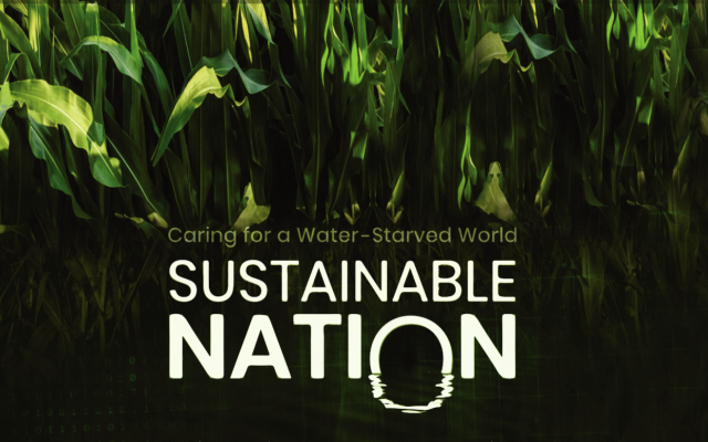 Movie poster for Sustainable Nation