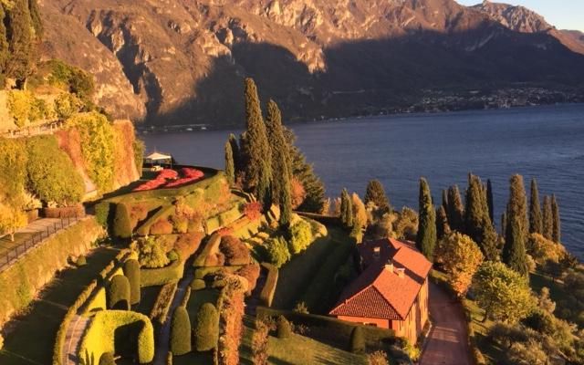 Marty Johnson spends a month at the Bellagio Center in Italy